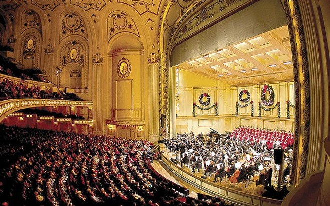 Due to a reduced capacity, the crowds will be smaller when the Powell reopens, but the performances will be no less grand. - COURTESY OF THE SLSO