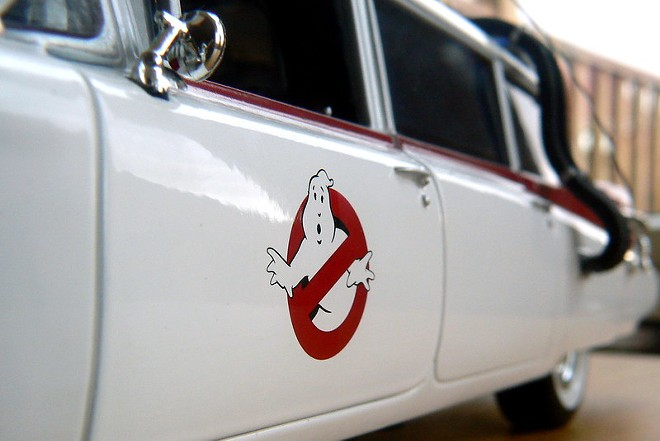 You know who you gonna call... - JOHN WARDELL / FLICKR