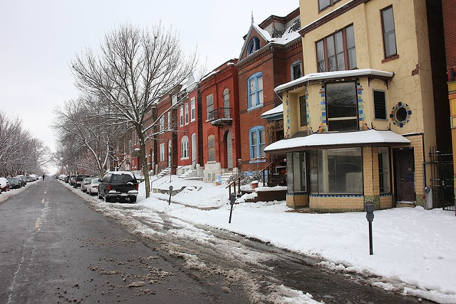 Not too much white stuff this winter, they say. - PAUL SABLEMAN / FLICKR