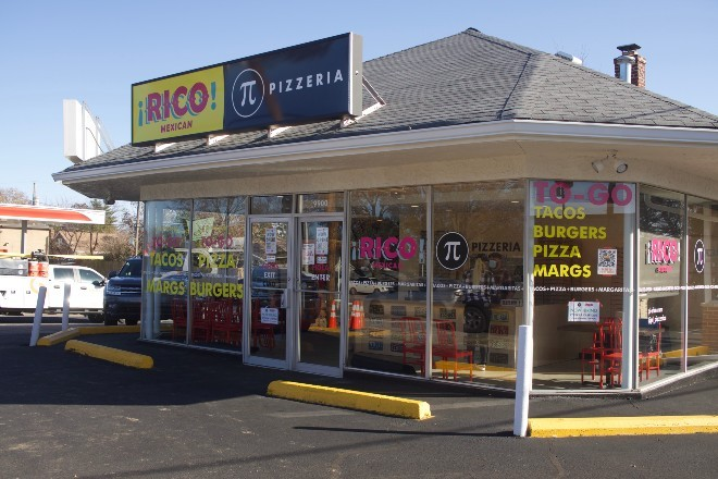 Pi Pizzeria & RICO!, serving pizza, tacos, burgers and more, is now open in Glendale. - CHERYL BAEHR