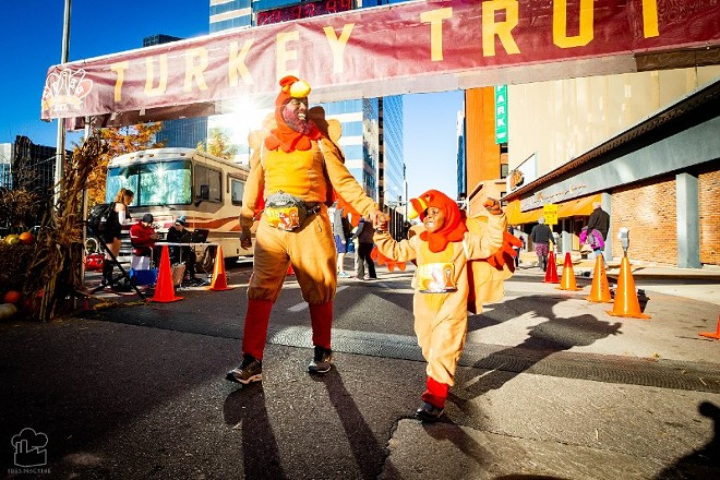 Turkey Trot STL will be a little different this year. - COURTESY FLEET FEET