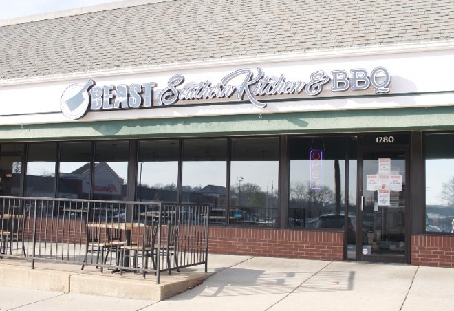 BEAST Southern Kitchen & BBQ is now open in Columbia, Illinois. - CHERYL BAEHR