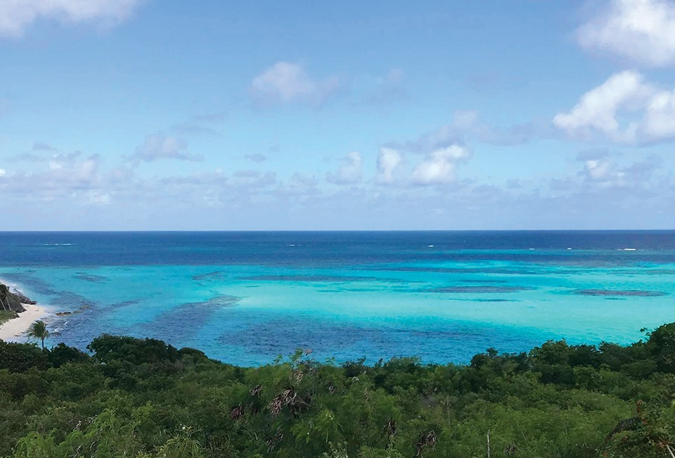 "Anguilla's Shoal Bay is known as ""the Queen of the Caribbean."""
