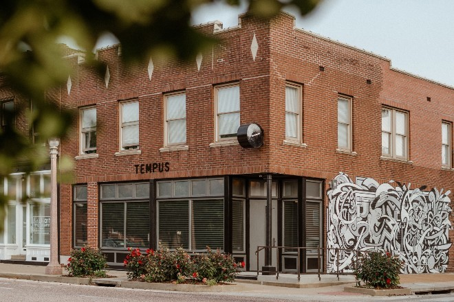 USA Today readers have selected Tempus as the #6 Best New Restaurant in the country. - VIRGINIA HAROLD