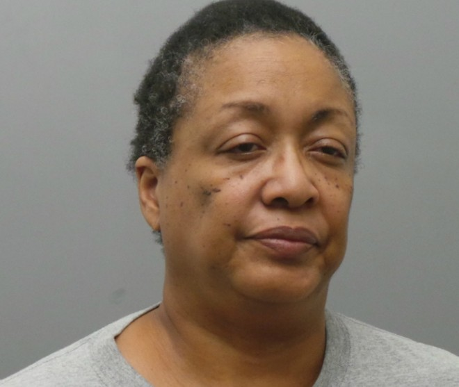 Sylvia Brown pleaded guilty to killing her sister. - COURTESY ST. LOUIS COUNTY POLICE