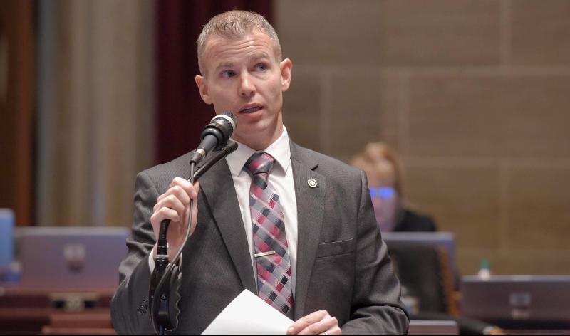 Sen. Rick Brattin's new bill is one long dog whistle.