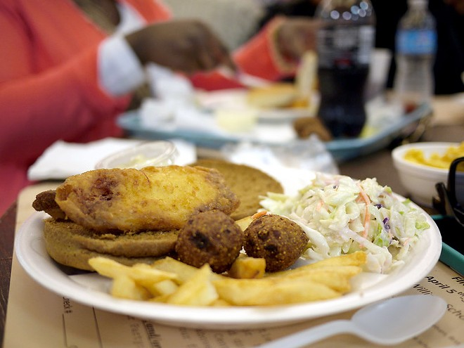 Fish-fry season won't be the same this year. - 5CHW4R7Z/FLICKR