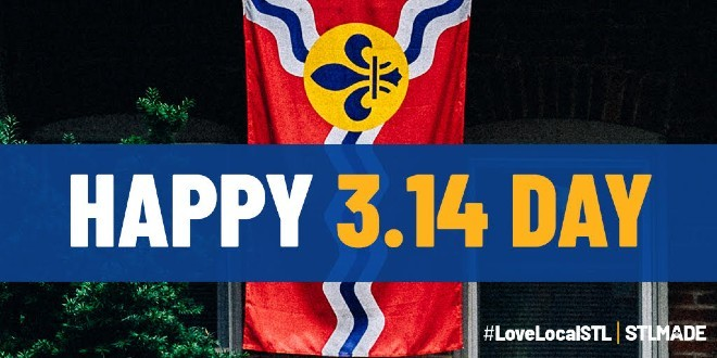 3.14 Week gives St. Louis seven days to celebrate our city. - COURTESY OF STLMADE