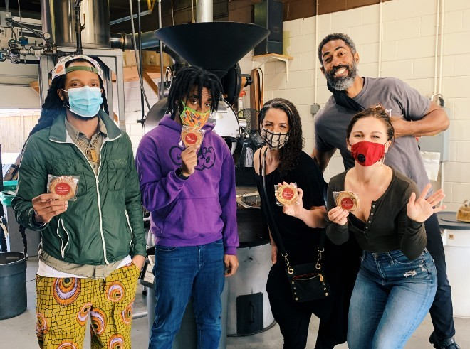 Bakers for Black Lives will host its third social justice bake sale this Sunday at Northwest Coffee in the Central West End. - COURTESY OF BAKERS FOR BLACK LIVES