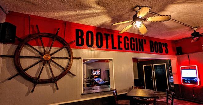 Colorado Bob's is in the past, but it Bootleggin' Bob's is just beginning. - COURTESY BOOTLEGGIN' BOB'S BOOTLEGGIN'