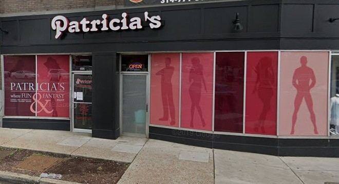 Patricia's at Gravois Avenue and Grand Boulevard. - GOOGLE STREET VIEW