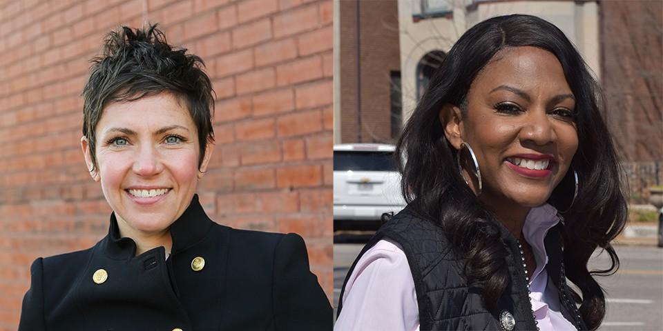 Will St. Louis' next mayor be Alderwoman Cara Spencer or Treasurer Tishaura Jones?