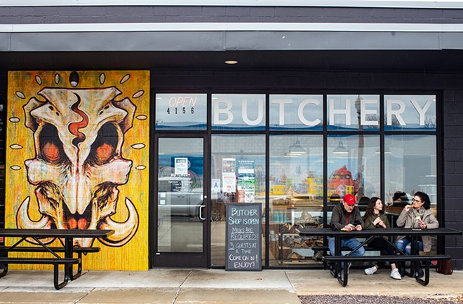 BEAST Butcher & Block's flagship in the Grove now hosts a top-class sandwich pop-up. - MABEL SUEN