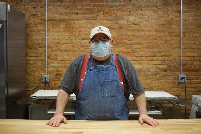 Tim Nordmann, owner of Mr. Meowski's. - CHERYL BAEHR