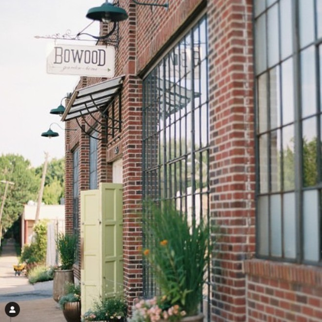 Bowood by Niche, a new restaurant from Gerard Craft, will open late this summer. - COURTESY OF BOWOOD BY NICHE