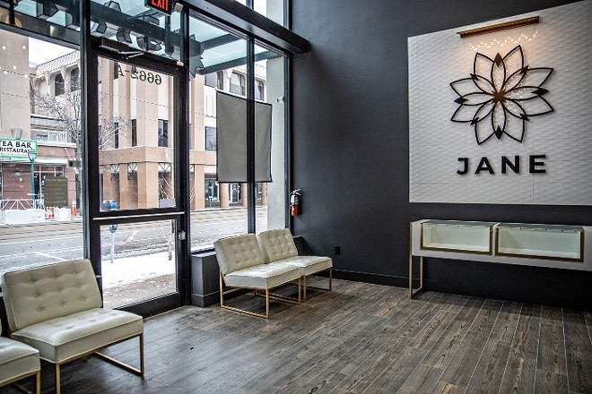 Jane Dispensary is the newest addition to the Delmar Loop. - COURTESY JANE DISPENSARY