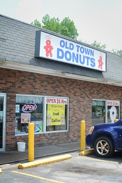 Old Town Donuts has been a Florissant institution since 1968. - ANDY PAULISSEN