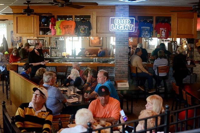 St. Louisans have been heading to Hodak's for generations. - ANDY PAULISSEN