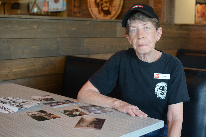 Donna Hollie has worked at the original Ballwin Lion's Choice since 1968. - ANDY PAULISSEN