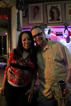 Sherri Lucas and Bob Putnam - RFT FILE PHOTO
