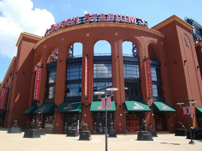 Going both June 21 and June 22, get two free Cardinals tickets after you get vaccinated at Busch Stadium. - PHOTO COURTESY OF FLICKR / MISSOURI DIVISION OF TOURISM