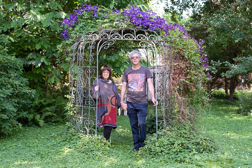 """Marian Amies and Bill Kranz are now planning to enter """"a new realm of experience"""" in their relationship. - ERIN MCAFEE"""