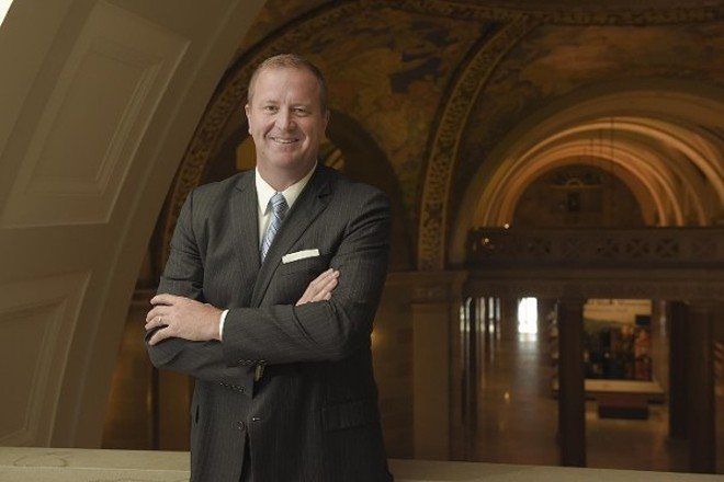 Missouri Attorney General Eric Schmitt takes a break from chasing lawsuits in other states. - MISSOURI ATTORNEY GENERAL'S OFFICE