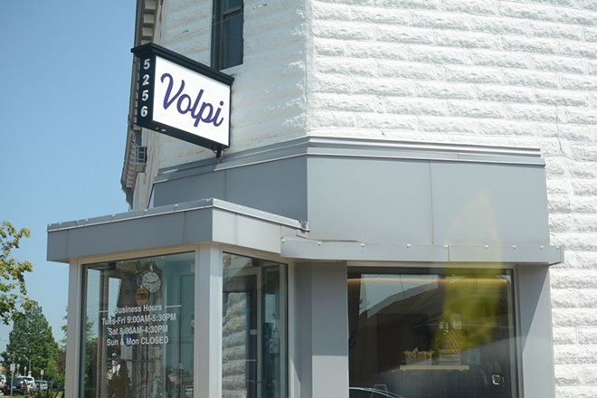 Volpi Foods has been a staple of the Hill since the early since the early 1900s. - ANDY PAULISSEN