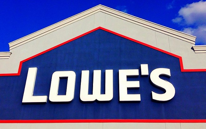 Lowe's is very active on Twitter. -  MIKE MOZART / FLICKR