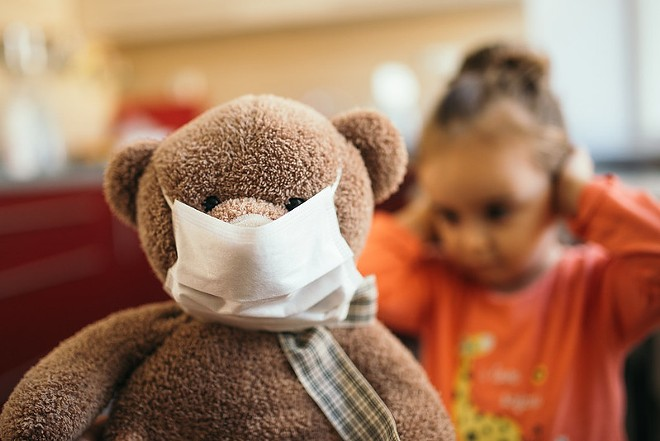 Jefferson County reported a 352% increase in cases of children diagnosed with COVID-19 from June to July. - NENAD STOJKOVIC / FLICKR