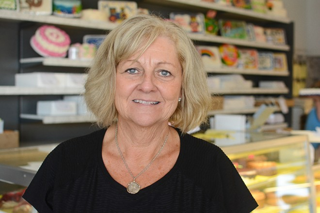 Cheryl Federhofer is the second generation to run the iconic bakery. - ANDY PAULISSEN