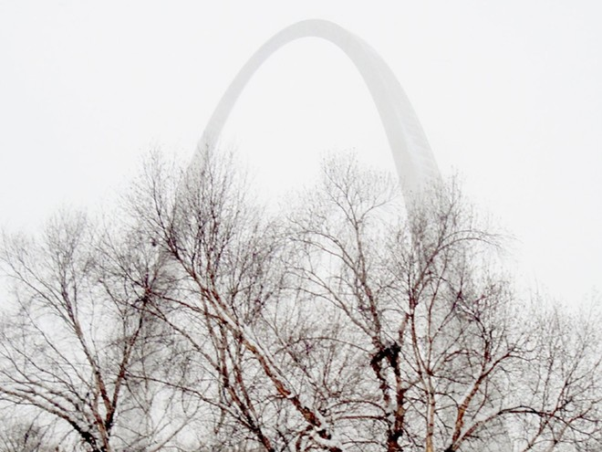We have some really good news or some really bad news, depending on who you are as a person. - GATEWAY ARCH NATIONAL PARK / FLICKR