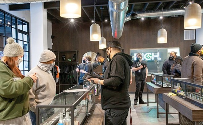Missouri's medical marijuana industry has seen a significant boom in new hires in the past twelve months. - VIA GREENLIGHT DISPENSARY
