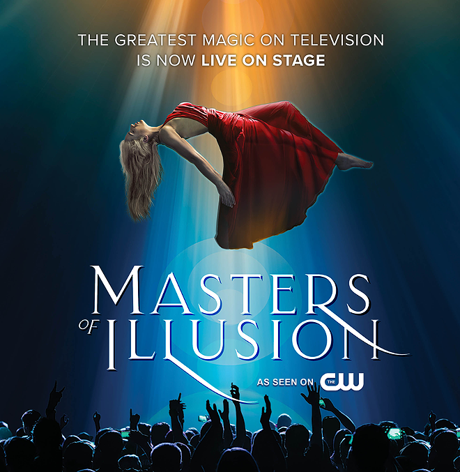 Masters of Illusion®, the J. Scheidegger Center's season opener