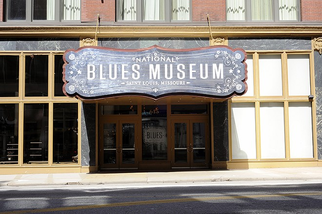The National Blues Museum is back and ready to put on a show. - PHOTO BY KELLY GLUECK