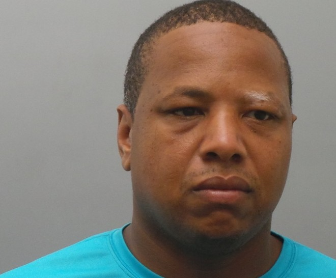 James Jenkins is accused of committing crimes against his students at Hancock Place High School. - ST. LOUIS COUNTY POLICE