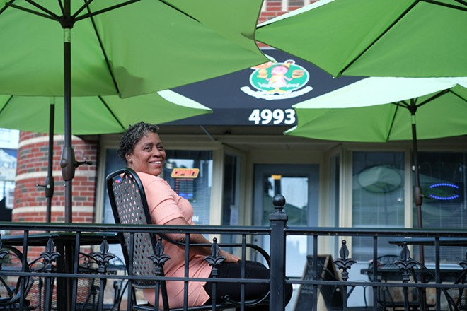 Trezel Brown is thrilled to bring her food to South City. - PHUONG BUI