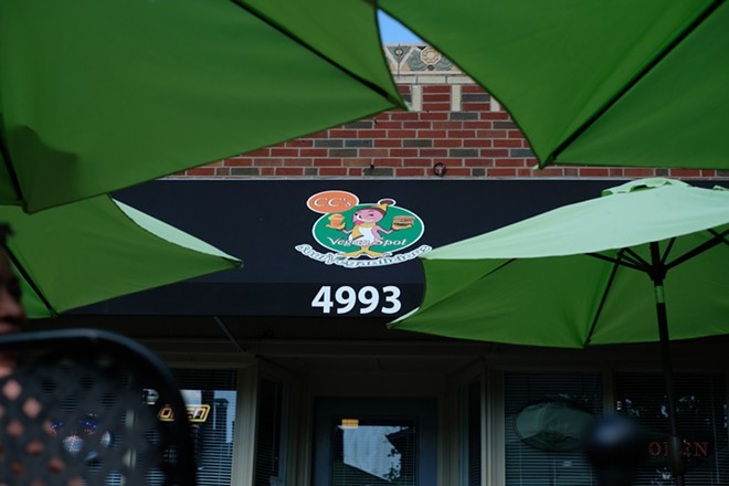 CC's Vegan Spot is now open for dine-in and carryout - PHUONG BUI