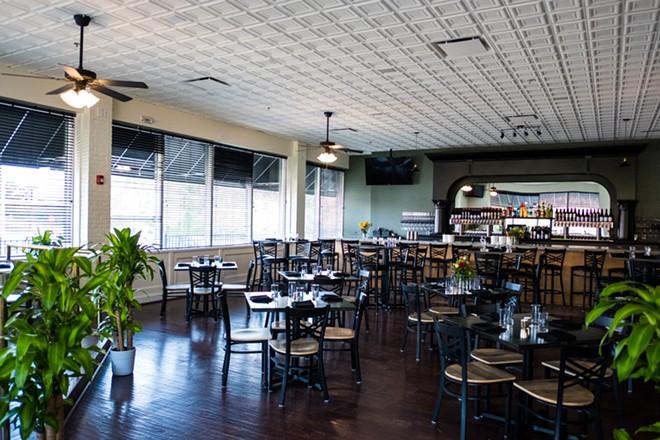 The dining room. - PHUONG BUI