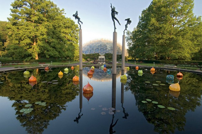 PHOTO COURTESY OF THE MISSOURI BOTANICAL GARDEN.