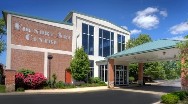 The Foundry Art Centre.