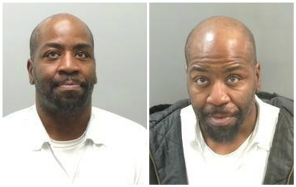 Rudy Boykins tried to use his dead uncle as an alibi, police say. - IMAGE VIA ST. LOUIS COUNTY JUSTICE CENTER