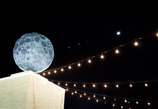 The Moonrise offers a moon ... and a view. - PHOTO COURTESY OF FLICKR/ CARRIE REED