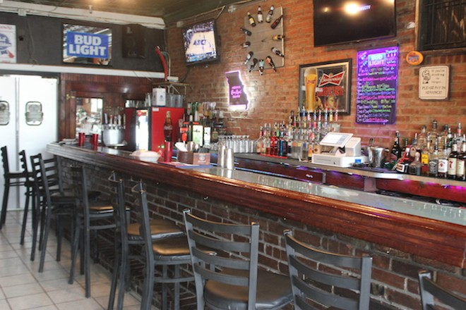 A classic bar offers a spot to watch the game or just drink. - PHOTO BY SARAH FENSKE