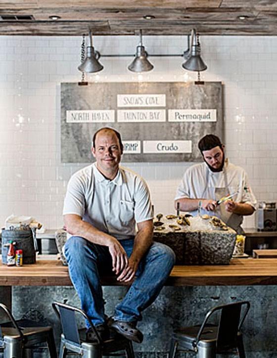 Chef Kevin Nashan. - PHOTO BY JENNIFER SILVERBERG.