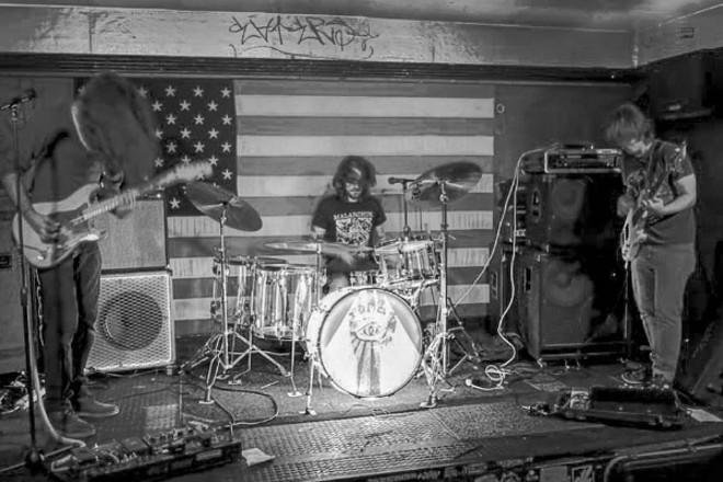 King Buffalo - PHOTO VIA GOFUNDME