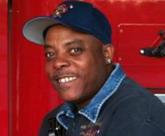 Kinloch Mayor Darren Small is accused of taking money from the Kinloch Fire Protection District. - IMAGE VIA FACEBOOK