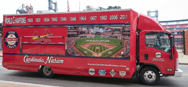 PHOTO COURTESY OF THE ST. LOUIS CARDINALS DEPARTMENT OF COMMUNICATIONS.