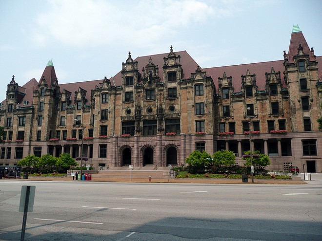 Voters rejected most changes aimed at shaking up St. Louis City Hall. - PHOTO COURTESY OF FLICKR/READING TOM
