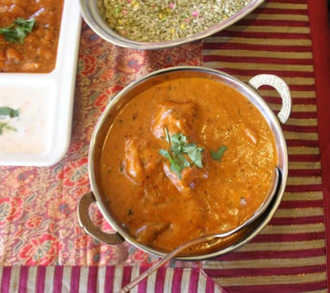 Chicken tikka masala. - CHERYL BAEHR